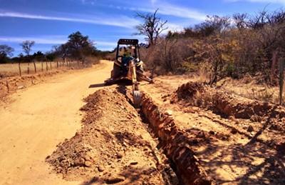 Projeto levará água limpa para duas comunidades