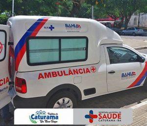 Nova ambulância em prol da saúde local