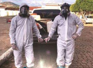 Prefeitura realiza ações contra pandemia